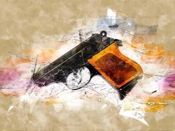 Palette-Knife, Faites photographier vos armes – Photographier mes armes et en faire une oeuvre d'art – Photos de mes armes
