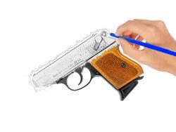 Smart-Sketch, Faites photographier vos armes – Photographier mes armes et en faire une oeuvre d'art – Photos de mes armes
