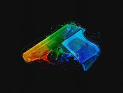 Ultimatum Action, Faites photographier vos armes – Photographier mes armes et en faire une oeuvre d'art – Photos de mes armes