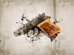 Mixed-Art-, Faites photographier vos armes – Photographier mes armes et en faire une oeuvre d'art – Photos de mes armes