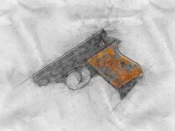 Tech-Sketch2, Faites photographier vos armes – Photographier mes armes et en faire une oeuvre d'art – Photos de mes armes