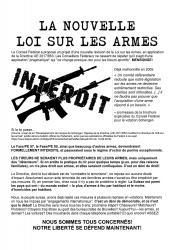 La nouvelle loi sur les armes 19 mai 2019
